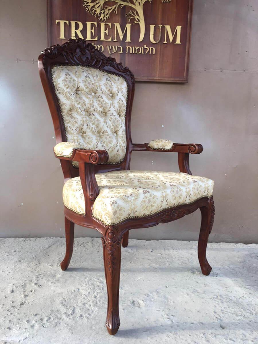 """כיסא דמו""""ר דגם 2171"""