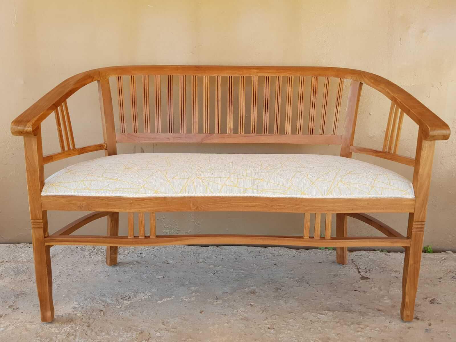 betawi bench padding