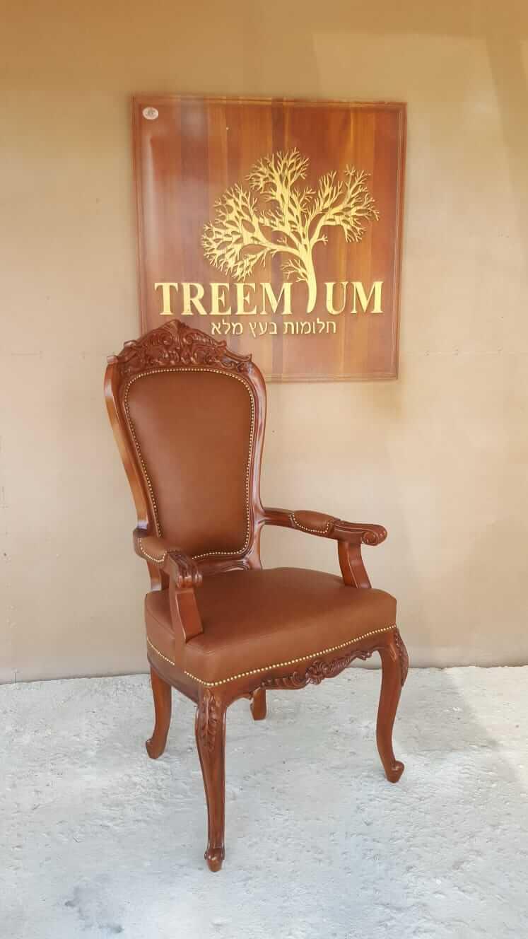 """כיסא אדמו""""ר מיבניאל"""