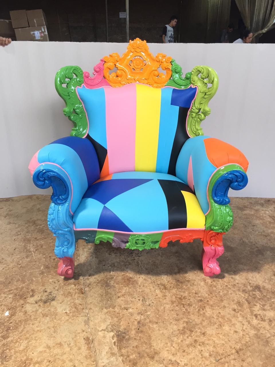 rainbow armachair treemium