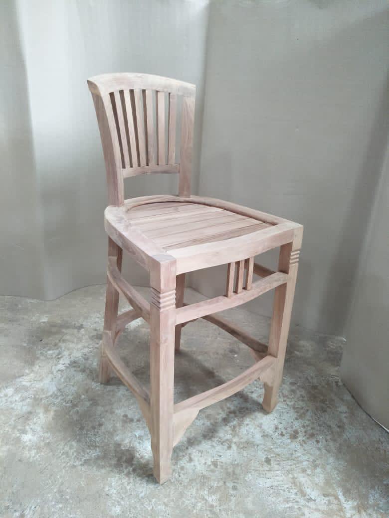 """כיסא בר טיק דגם ivy במחיר מבצע: 990 ש""""ח"""