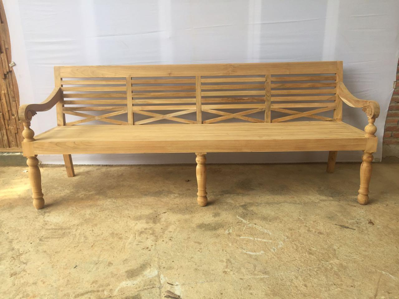 cross back bench (9)