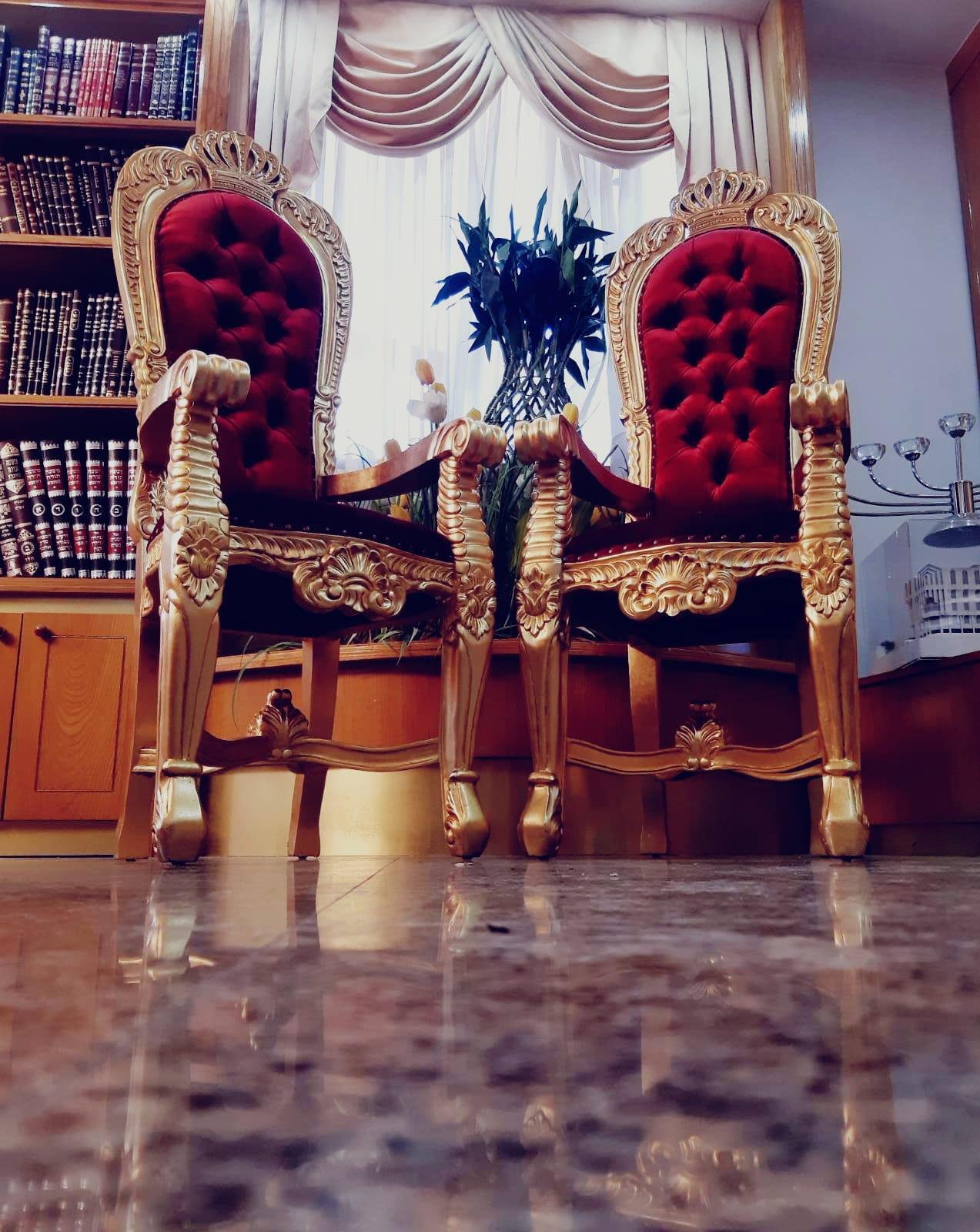 כיסאות מפוארים דגם 2559