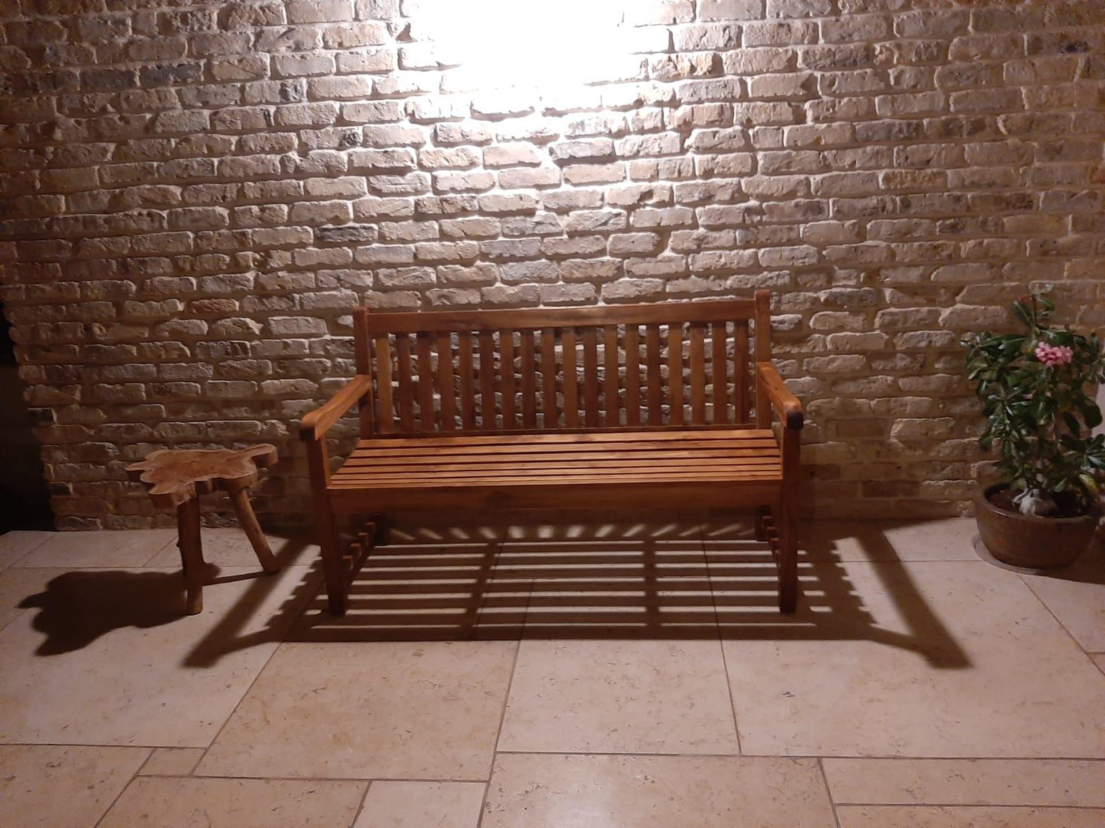 ספסל דגם גארדן